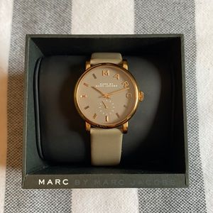 Taupe Grey Marc Jacobs Watch